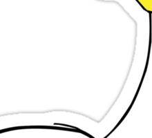 Charmander Back Sticker