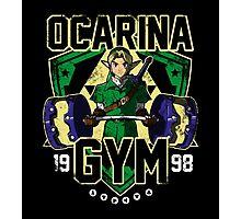 Ocarina Gym Photographic Print