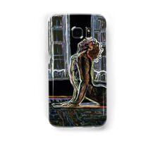 Painted Yoga 12 Samsung Galaxy Case/Skin