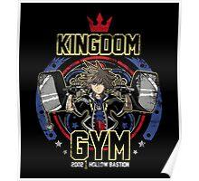 Kingdom Gym Poster