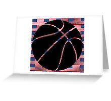 Basketball World Cup 2014 USA champions Greeting Card