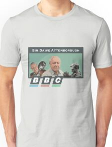 I love Sir David Attenborough 2 Unisex T-Shirt