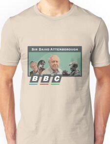 I love Sir David Attenborough 2 Unisex T-Shirt