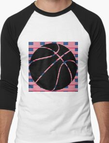 Basketball World Cup 2014 USA champions Men's Baseball ¾ T-Shirt