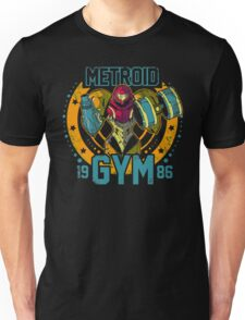 Metroid Gym Unisex T-Shirt