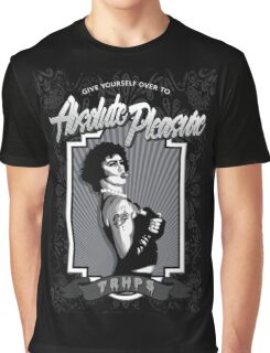 The Rocky Horror Picture Show - Absolute Pleasure Graphic T-Shirt
