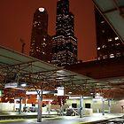 LaSalle Street Station by Daniel Owens
