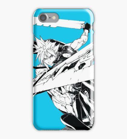 Cloud Manga iPhone Case/Skin