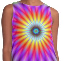 Wheel of Colour Contrast Tank