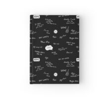 The Asocial Pattern Hardcover Journal