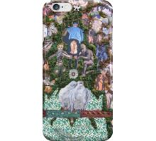 Green Man Before Tyranny (As it has Been Since the Beginning) iPhone Case/Skin