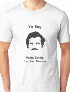 TV Series :: Narcos :: Pablo Escobar Unisex T-Shirt