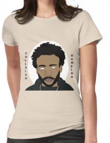 """""""Awaken, My Love!"""" Childish Gambino Womens Fitted T-Shirt"""