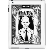 OBAMA DOLLAR iPad Case/Skin