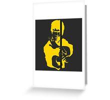 Bruce - ONE:Print Greeting Card