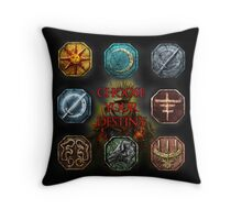 choose your covenant Throw Pillow