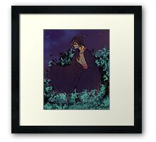 Male Harpie  Framed Print