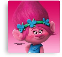 Poppy--Trolls Movie Canvas Print