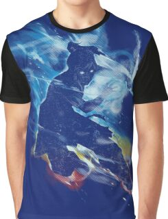 Dancing with elements Graphic T-Shirt