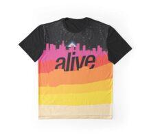 ALIVE scape Graphic T-Shirt