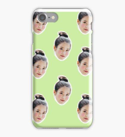 Cute Hae Soo iPhone Case/Skin