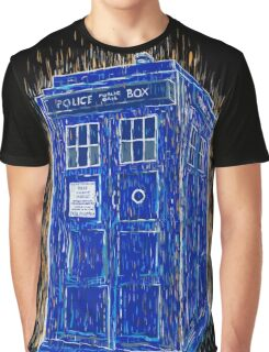 tardis by Vincent Graphic T-Shirt