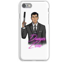 Archer Danger Zone iPhone Case/Skin