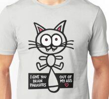 Feline Disclosure Unisex T-Shirt