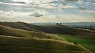 A Neolithic Grass Hill Ampitheatre Wiltshire by MarcW