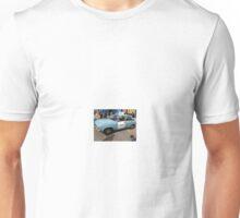 Vintage police car Unisex T-Shirt