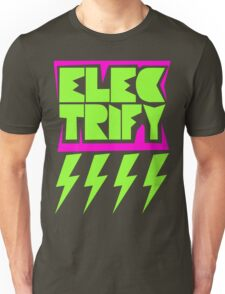 Electrify Unisex T-Shirt