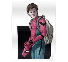 Spider-Guy Tom Holland!  Poster