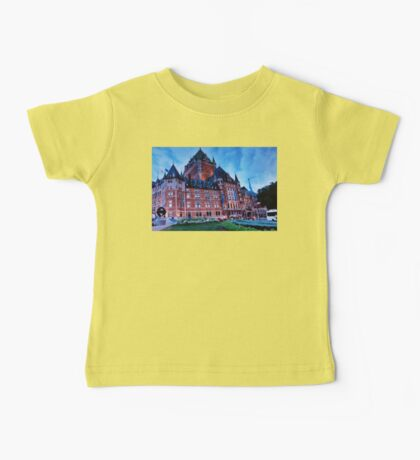Chateau Frontenac - 2000 Baby Tee