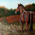 Morning On The Mountain by Susan Bergstrom