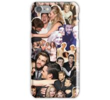 Cast Collage: The Hunger Games iPhone Case/Skin
