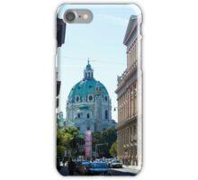 City street, Vienna iPhone Case/Skin
