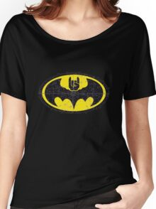 Batmetal Women's Relaxed Fit T-Shirt