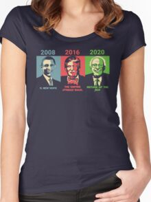Elections Women's Fitted Scoop T-Shirt