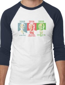 Elections Men's Baseball ¾ T-Shirt