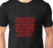 Atticus Finch to kill a mockinbird Unisex T-Shirt