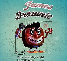 James Brownie by francescomalin