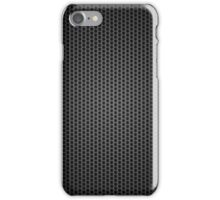 Black leather pattern iPhone Case/Skin