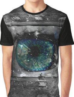 Visual Vibration (A Collaboration With Peter Stratton) Graphic T-Shirt