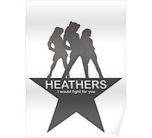 Heathers-Hamilton Poster