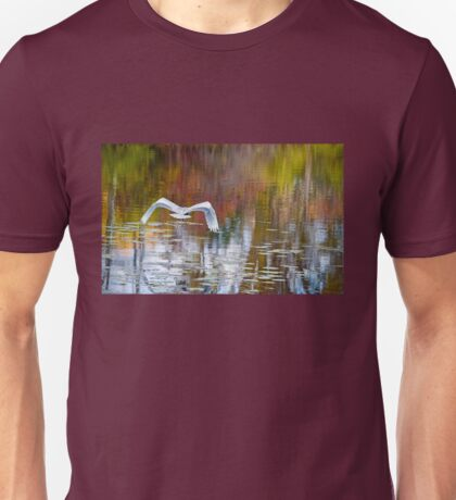 Watercolor Reflections Unisex T-Shirt
