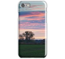 Chilterns Sunset iPhone Case/Skin