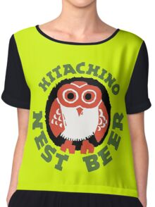 Hitachino Nest Beer Japanese Chiffon Top