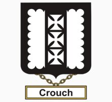 Crouch Coat of Arms (English) by coatsofarms