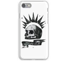Misfit Skull - Chloe Price iPhone Case/Skin
