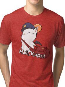 Moogle - Kupo! Tri-blend T-Shirt